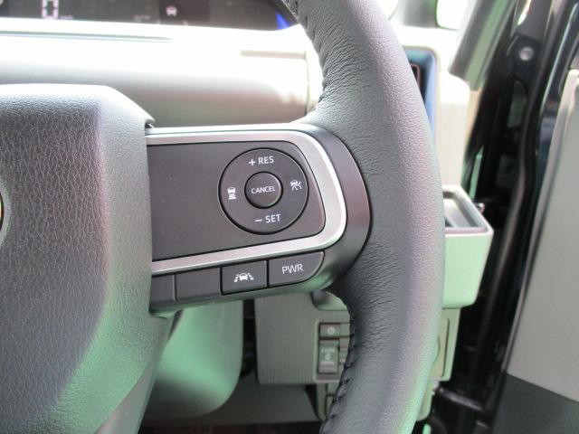 タントカスタム RS アクティブクルーズコントロール