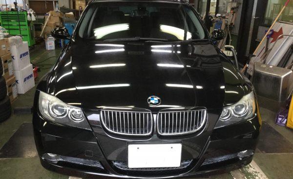 ダイハツ専門店 dフォーラム スタッフブログ BMW3シリーズドアロックアクチュエーター交換