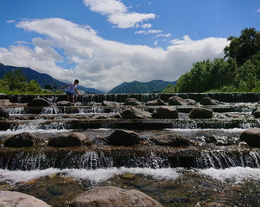 ダイハツ専門店 d-フォーラム 長岡|スタッフブログ|登川河川公園