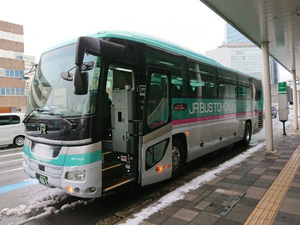 ダイハツ専門店 D-フォーラム 長岡市 新車 スタッフブログ JRバス東北