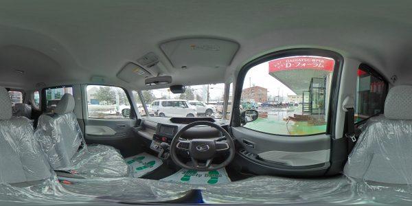 ダイハツ専門店 D-フォーラム 長岡市 新車 スタッフブログ 360°カメラ シータ