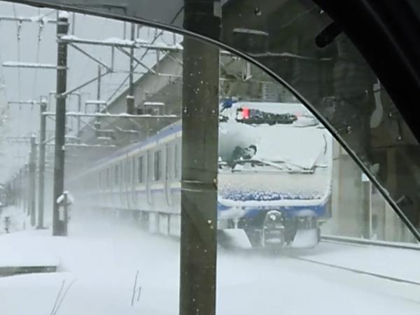ダイハツ専門店 D-フォーラム 長岡市 新車 スタッフブログ JR東日本 E235系 横須賀線