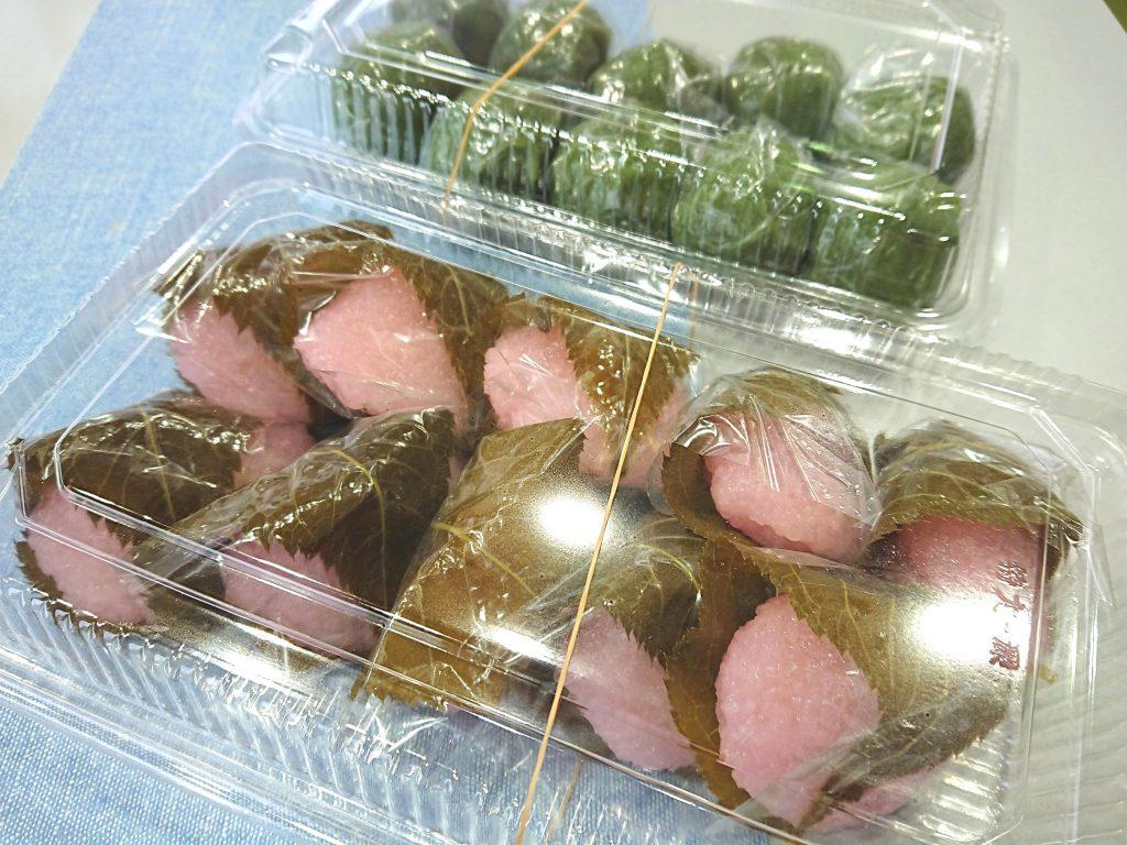 ダイハツ専門店 D-フォーラム|長岡市 新車|スタッフブログ|桜餅