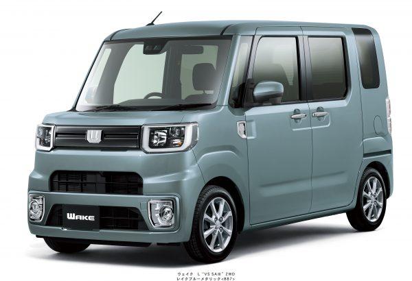 ダイハツ専門店 D-フォーラム|長岡市 新車|ウェイク 特別仕様車